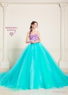 キヨコハタ グリーンドレス