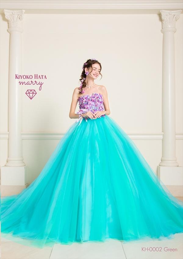 キヨコハタ グリーンドレスのサムネイル