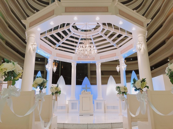 グランドホテル浜松見学ツアー