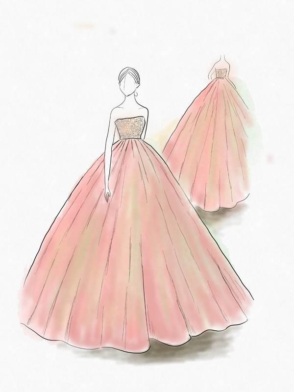 ☆続報:パーソナルカラーで着るドレス Ashley*Couture この夏発表❣